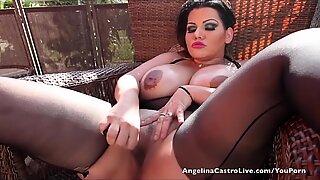 Angelina Castro Loves Anal!
