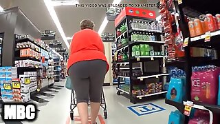 FAT BOOTY PAWG GRANNY