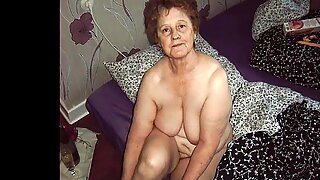 ILoveGrannY Amateur Naked Pictures Taken Outdoor