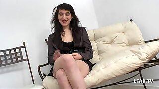Casting Anal amatrice francaise cochonne bien defoncee