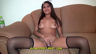 unspoiled smallish sodomize Bitch Gets Thai Membranes Pounded