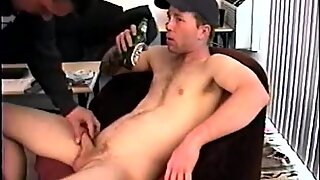 Giving Straight Boy Johnny A BJ