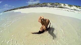 Katya Clover - Cuba naturist