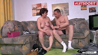 LETSDOEIT - German Cheating Wife Gone Wild