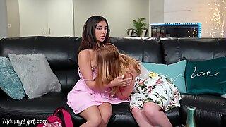 MommysGirl Bad Grades Punishment With Jane Wilde