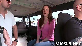 Gangbang bang bus